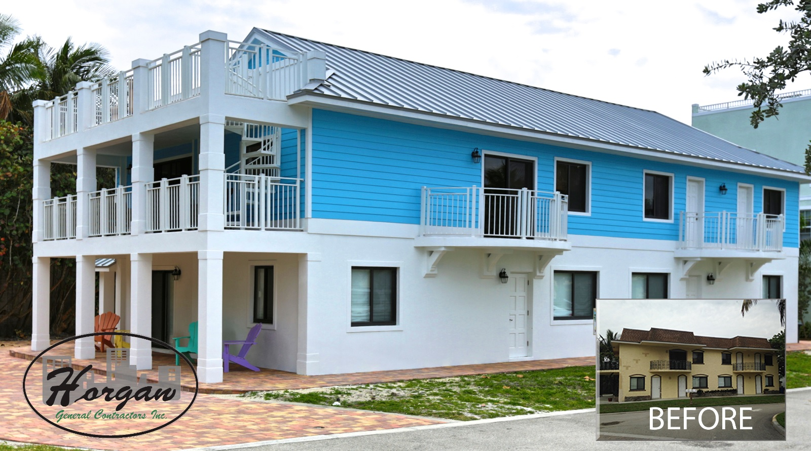 Beach Front Seasonal Rentals